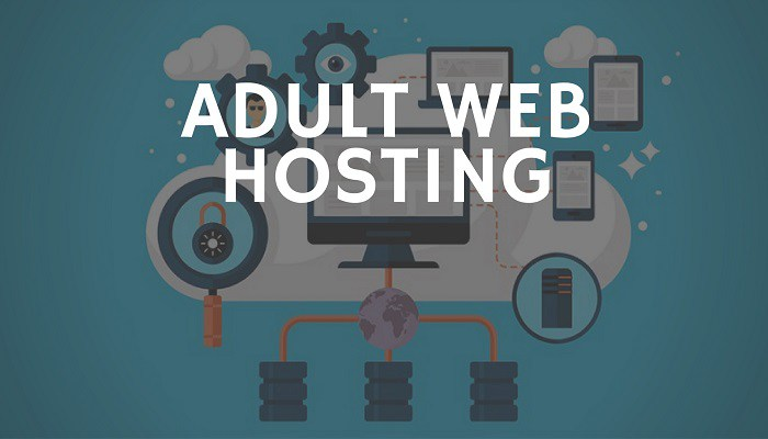Adult hosting service web