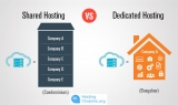 Shared Hosting And Dedicated Hosting