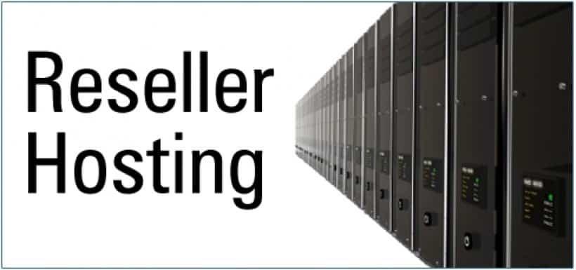 web hosting reseller